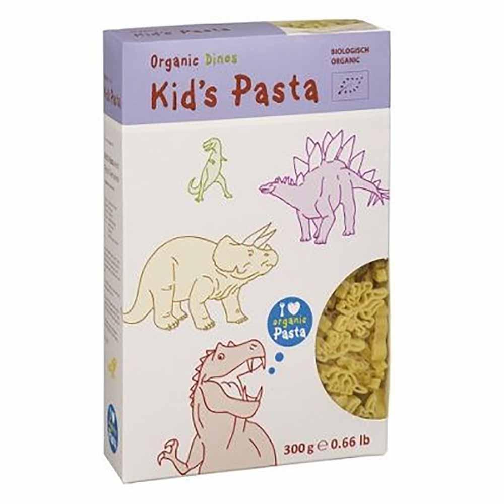 Alb-Gold Organic Kids Pasta Dinos (300g)