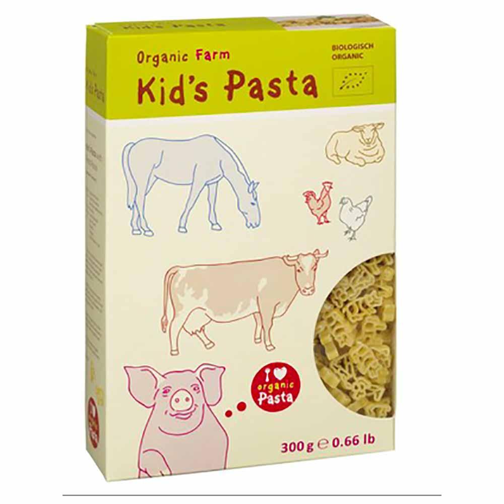 Alb-Gold Organic Kids Pasta Farm Sanctuary (300g)