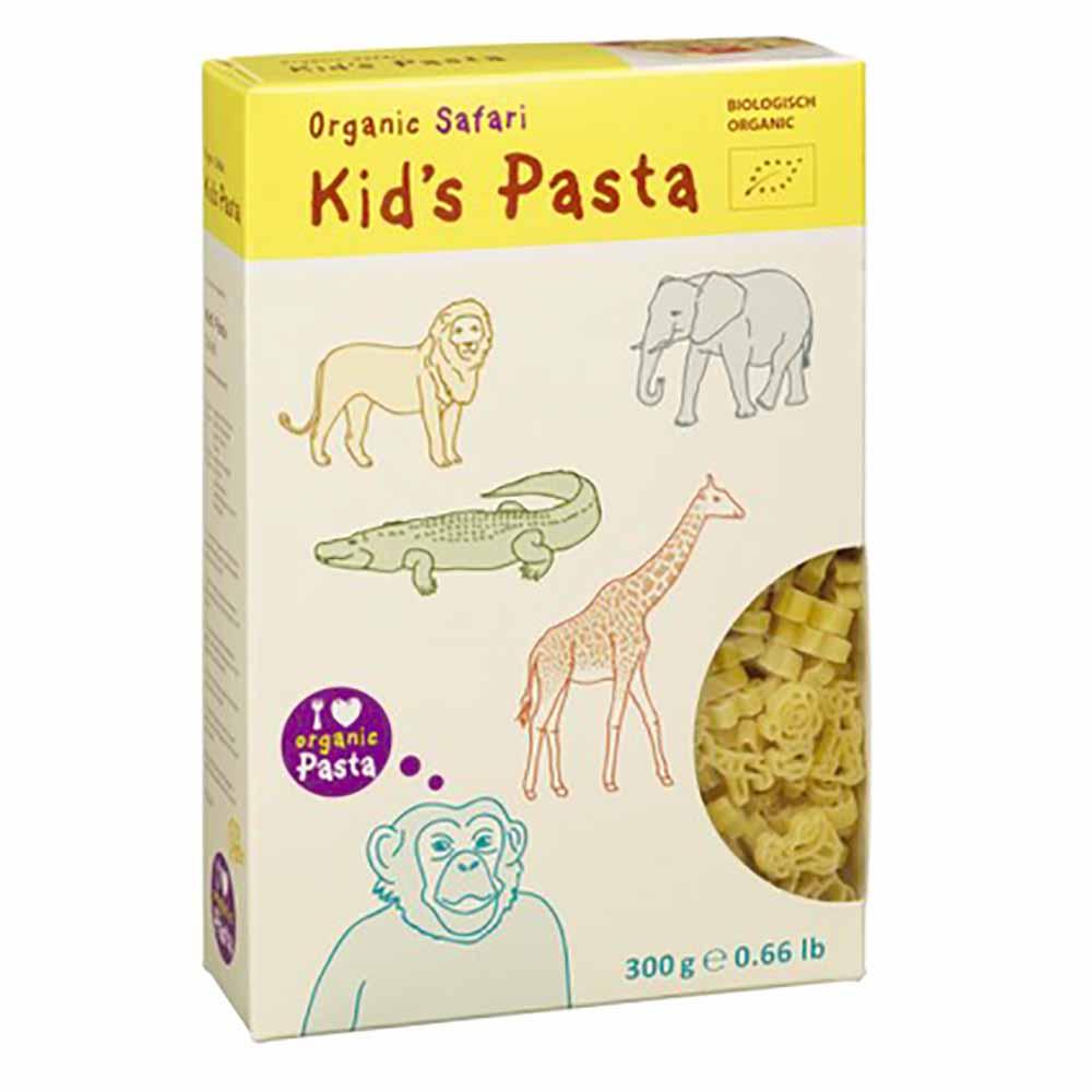Alb-Gold Organic Kids Pasta Safari (300g)