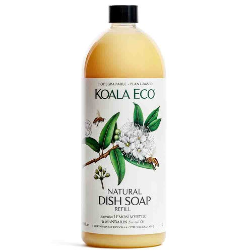 Koala Eco Natural Dish Soap 1 Litre Refill