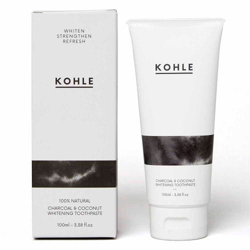 Kohle Charcoal Whitening Toothpaste Peppermint (100ml)