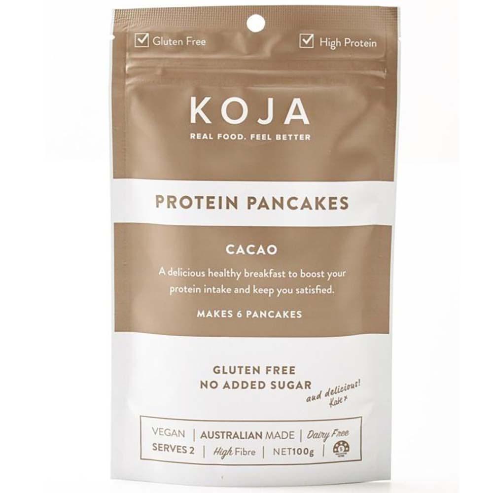 KOJA Protein Pancakes - Cacao (100g)