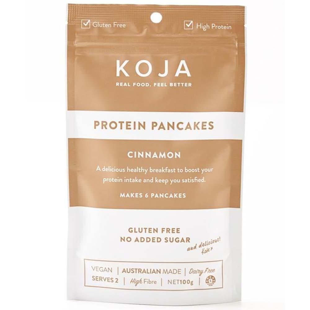 KOJA Protein Pancake - Cinnamon (100g)