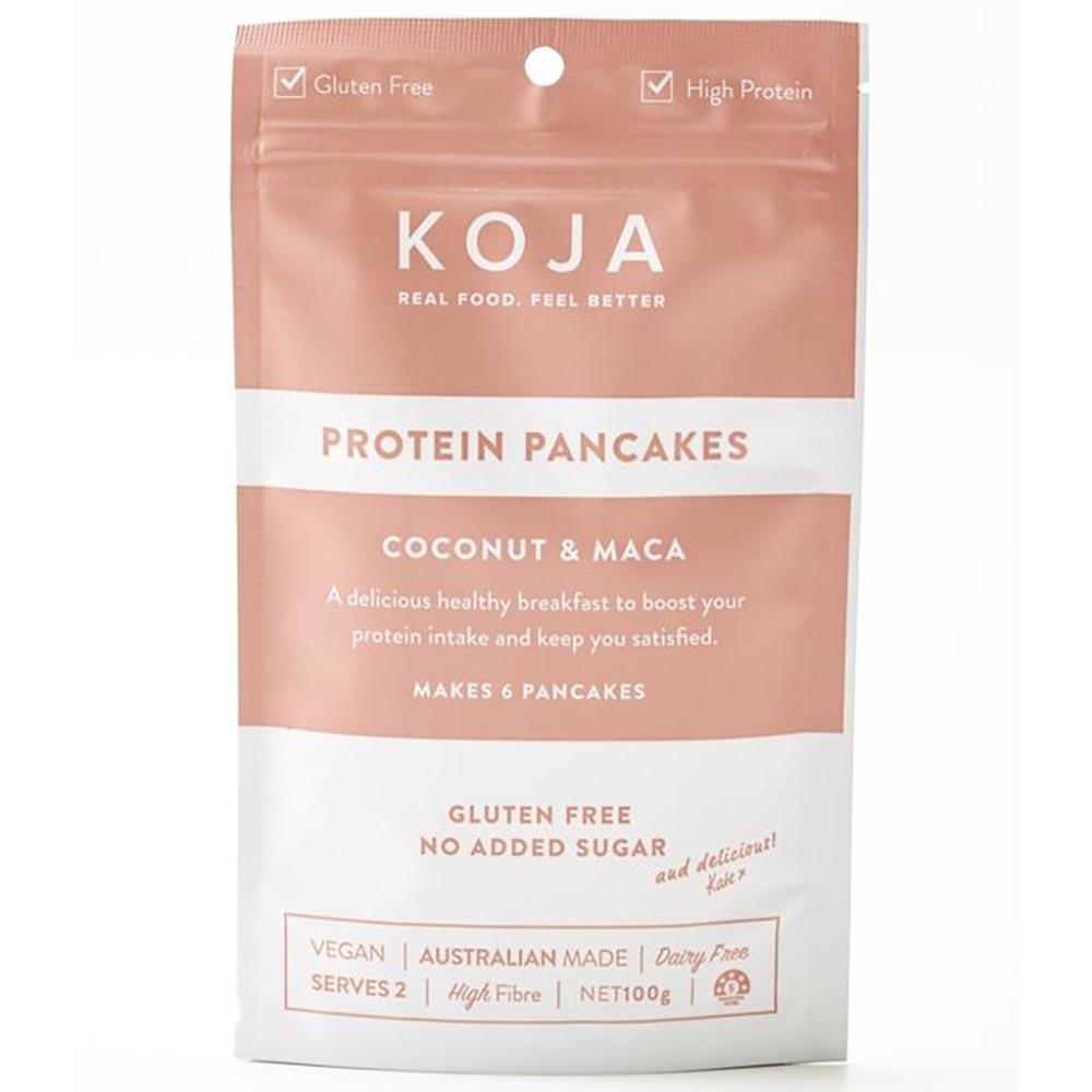 KOJA Protein Pancake - Coconut & Maca (100g)