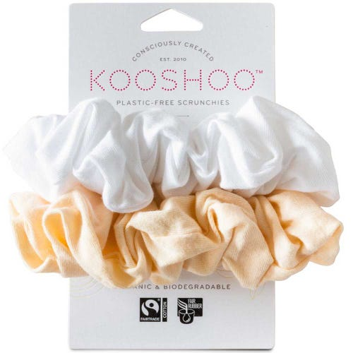 Kooshoo Organic Scrunchies - Evening Sky