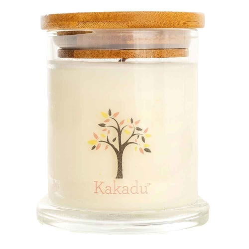 Soy Candle Kakadu Red Water Lily