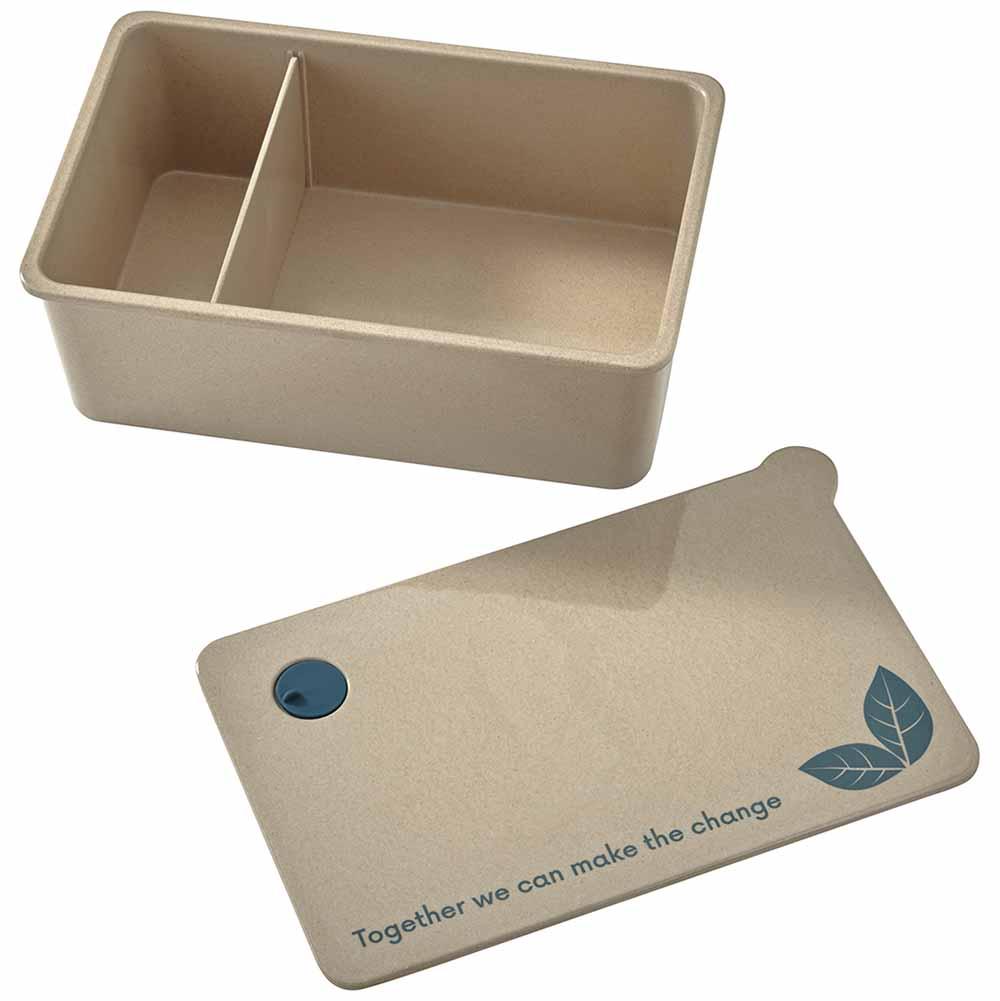 EcoSouLife Rice Husk Large Takeaway Box