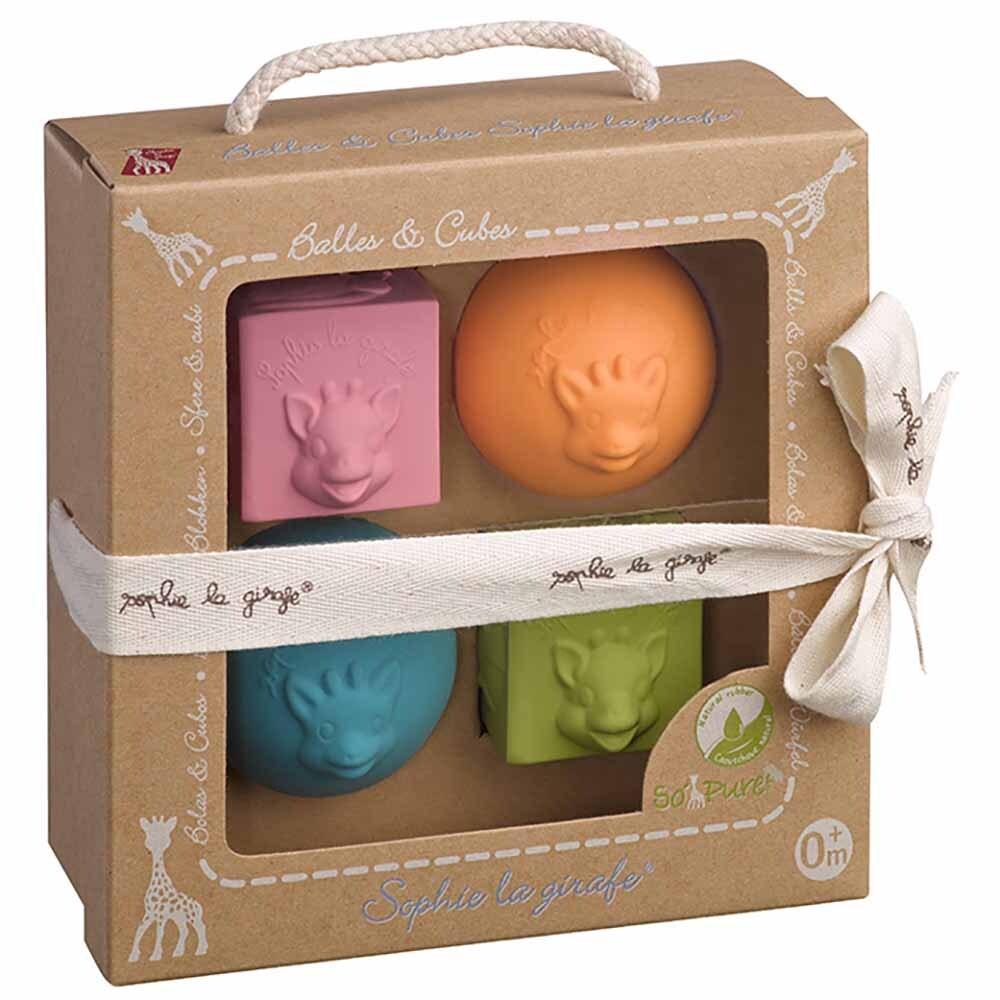 Sophie La Girafe Balls & Cubes