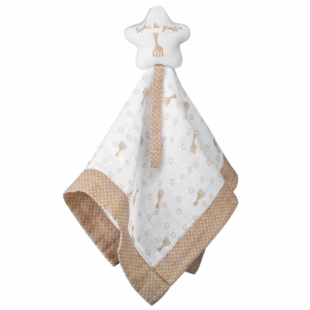 Sophie La Girafe Star Comforter