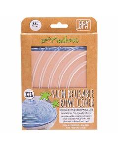 Little Mashies Reusable Bowl Cover - Extra Extra Large (31cm) | Flora & Fauna Australia