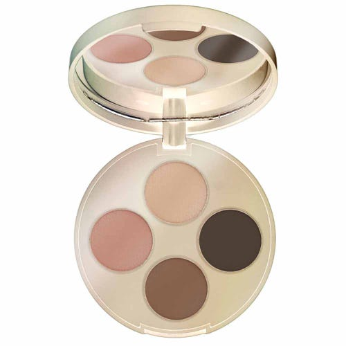Inika Living Colour Eyeshadow Palette Blossom