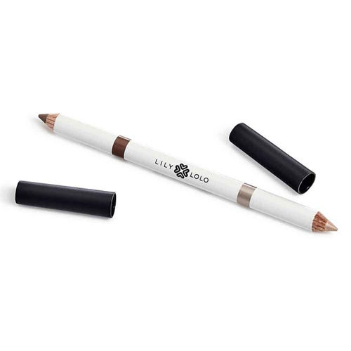 Lily Lolo Brow Duo Pencil - Light (1.5g)