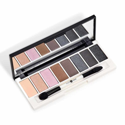 Lily Lolo Smoke & Mirrors Eye Palette (8g)