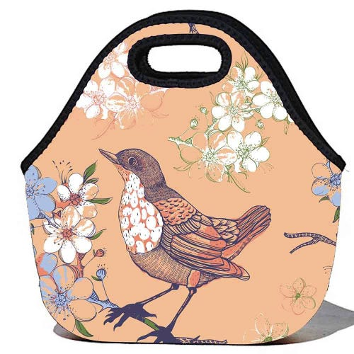 BBBYO Kids Lunch Bag - Sparrow