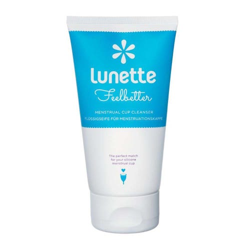 Lunette Menstrual Cup Cleanser (150ml)