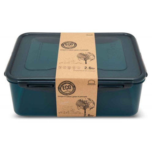 Lock & Lock Eco Storage Container - Rectangular 2.6L