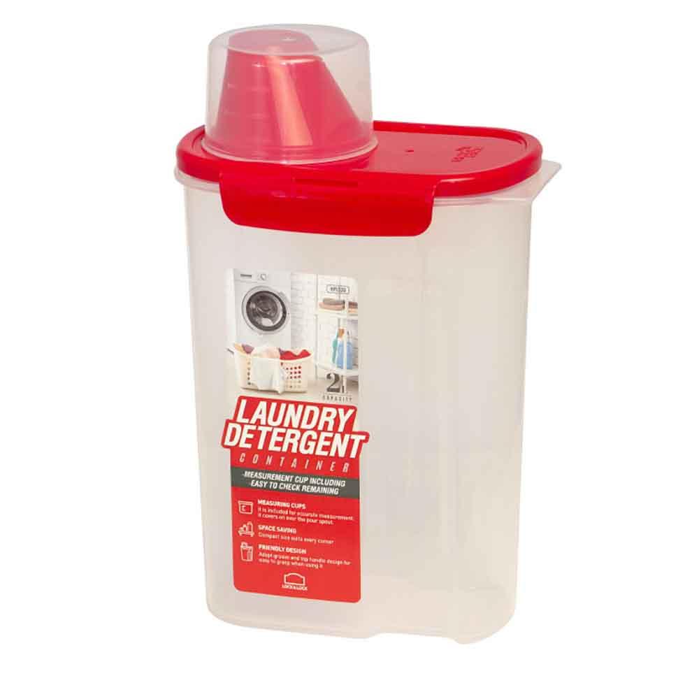 Lock & Lock Laundry Detergent Container