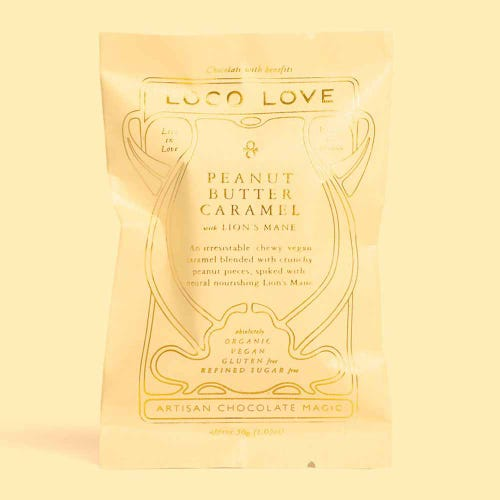 Loco Love Peanut Butter Caramel Chocolate (30g)
