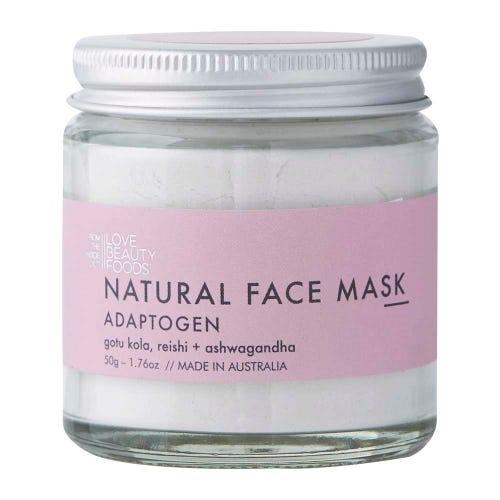 Love Beauty Foods Clay Face Mask Adaptogen