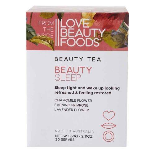 Love Beauty Foods Beauty Tea Beauty Sleep