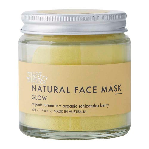 Love Beauty Foods Clay Face Mask Glow