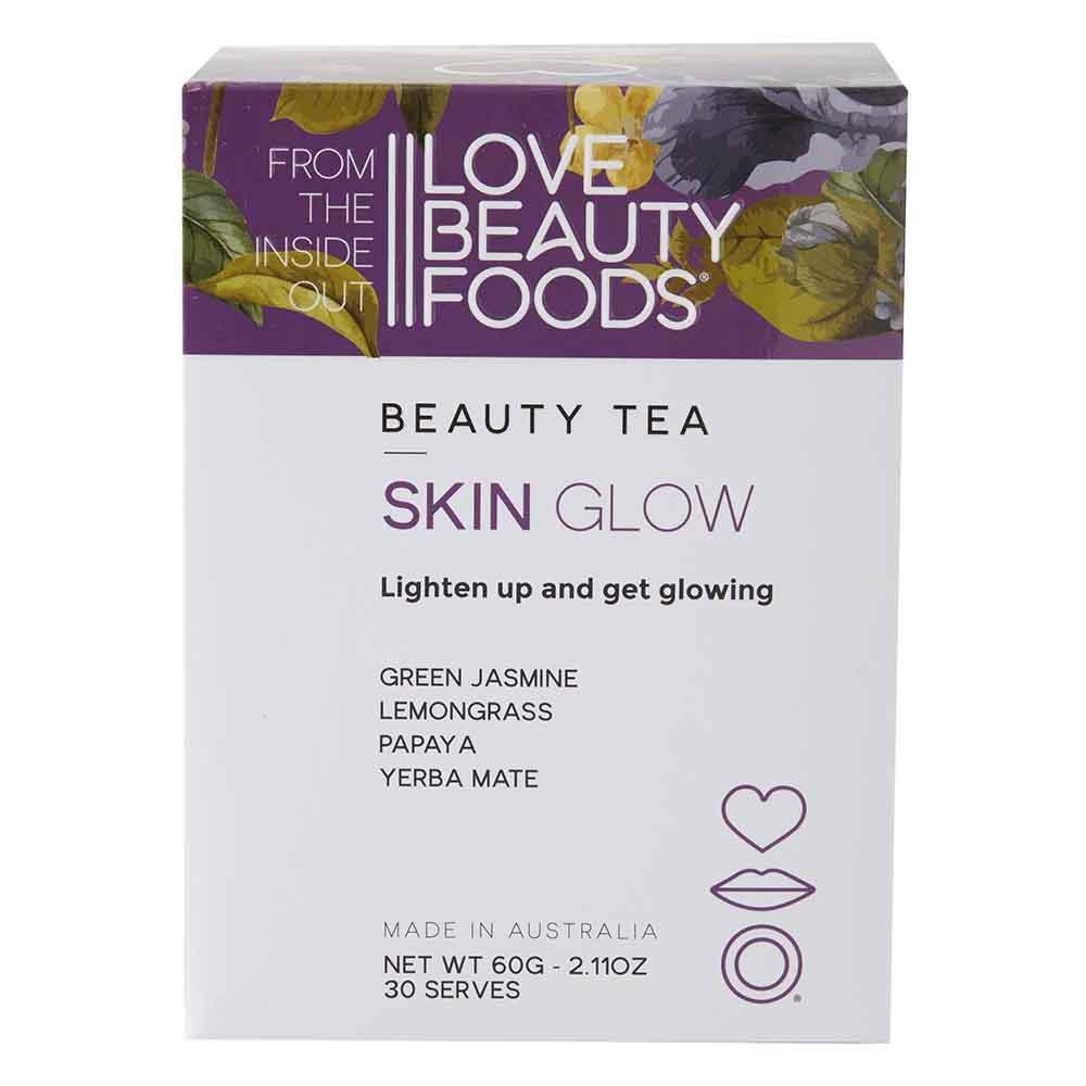 Love Beauty Foods Beauty Tea Skin Glow