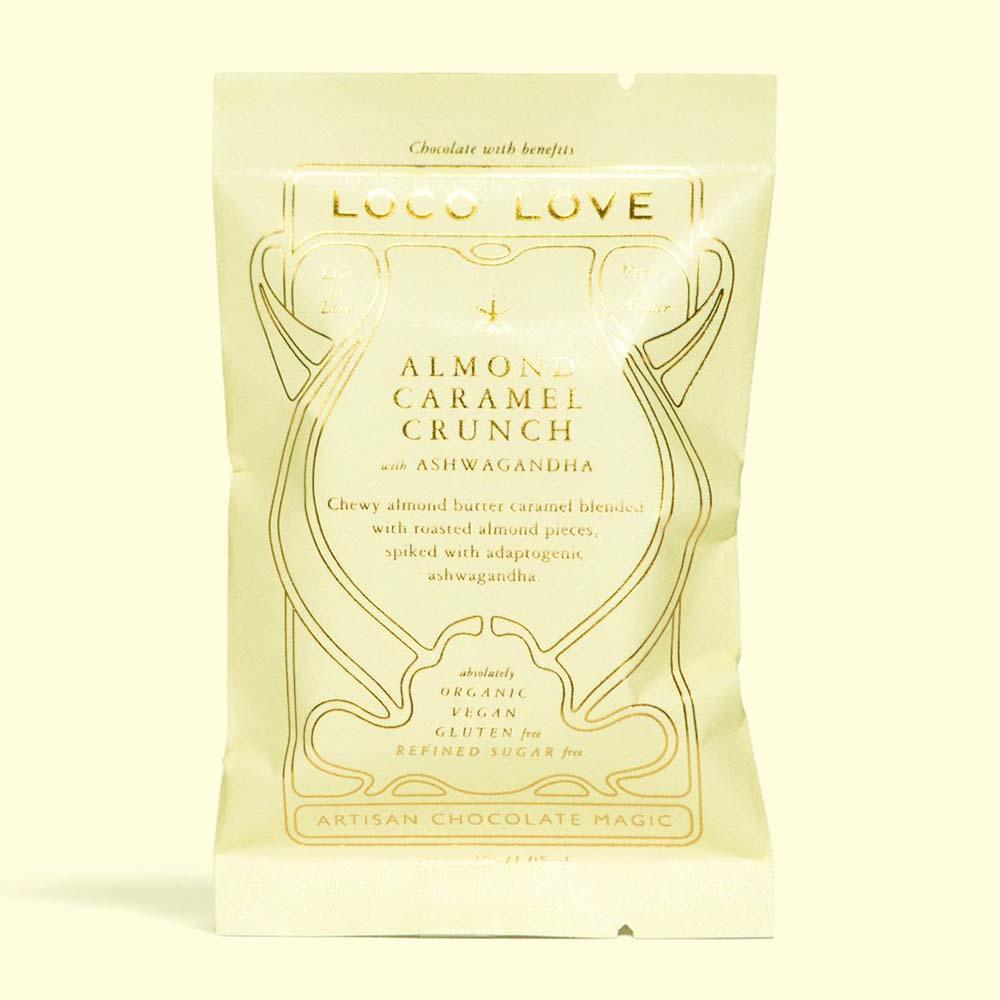 Loco Love Butter Almond Caramel Crunch Chocolate (30g)