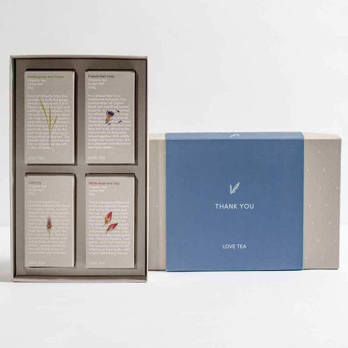 Love Tea - Thank You Traditional Collection Gift Pack