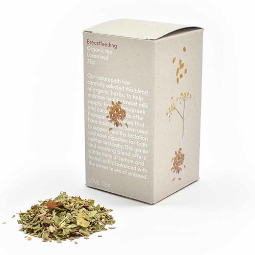 Love Tea - Breast Feeding Loose Leaf Tea (75g)