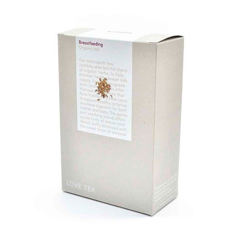 Love Tea - Breast Feeding Pyramid Tea Bags (50)