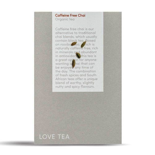 Love Tea - Caffeine Free Chai Loose Leaf Tea (500g)