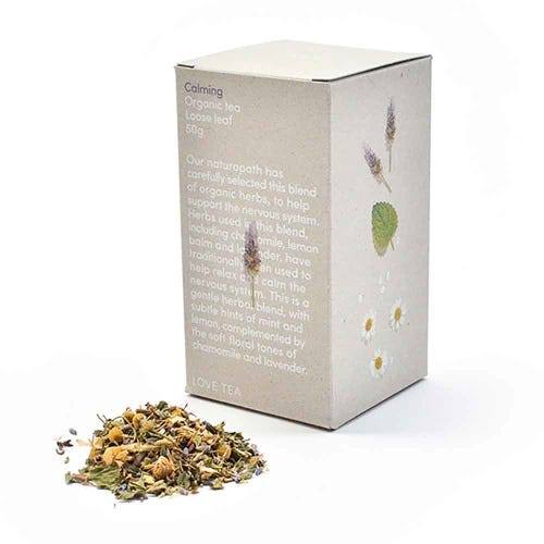 Love Tea - Calming Loose Leaf Tea (50g)