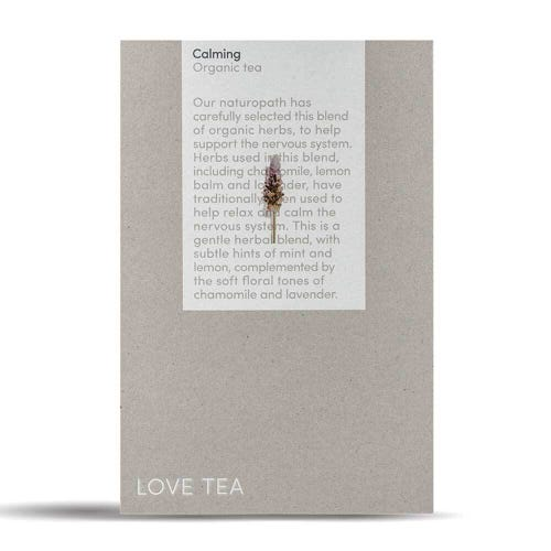 Love Tea - Calming Loose Leaf Tea (150g)
