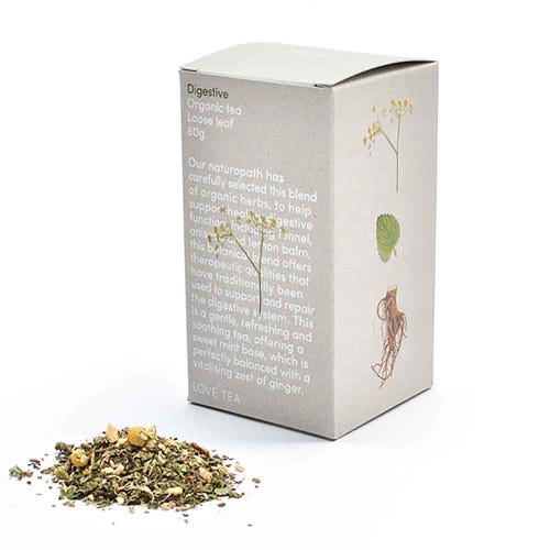 Love Tea - Digestive Loose Leaf Tea (60g)
