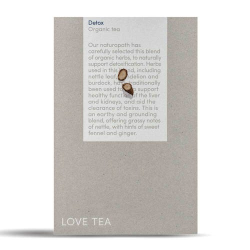 Love Tea - Detox Loose Leaf Tea (250g)