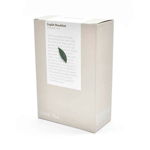 Love Tea - English Breakfast Loose Leaf Tea (500g)