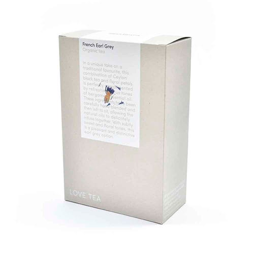 Love Tea - French Earl Grey Loose Leaf Tea (300g)