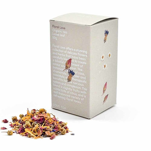 Love Tea - Floral Love Loose Leaf Tea (50g)