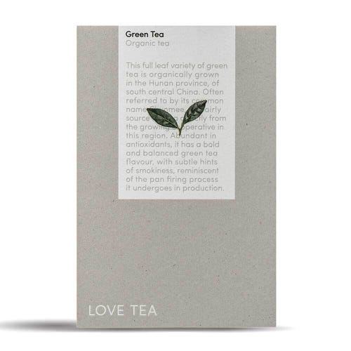 Love Tea - Green Loose Leaf Tea (500g)