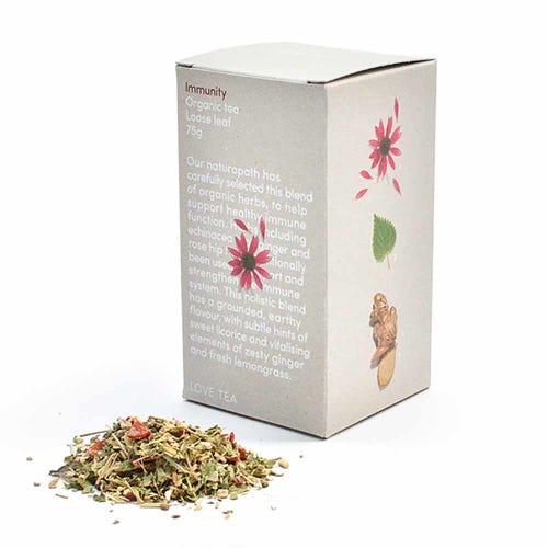 Love Tea - Immunity Loose Leaf Tea (75g)