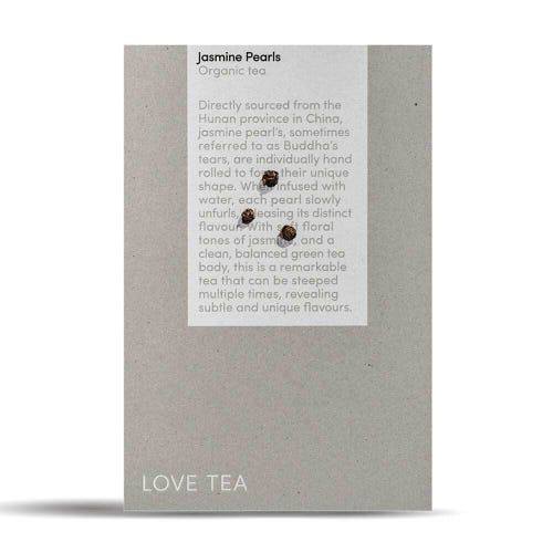 Love Tea - Jasmine Pearls Loose Leaf Tea (300g)
