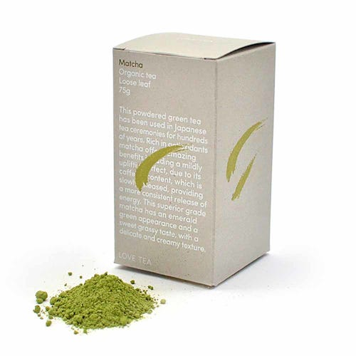Love Tea - Matcha Loose Leaf Tea (75g)
