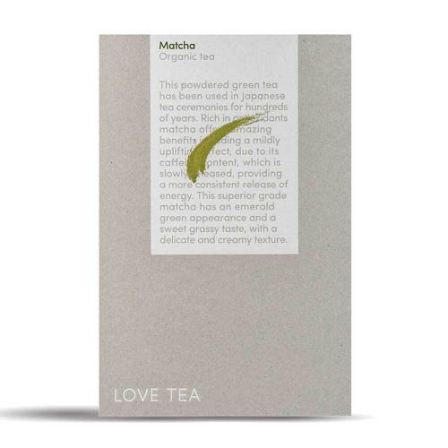 Love Tea - Matcha Loose Leaf Tea (250g)