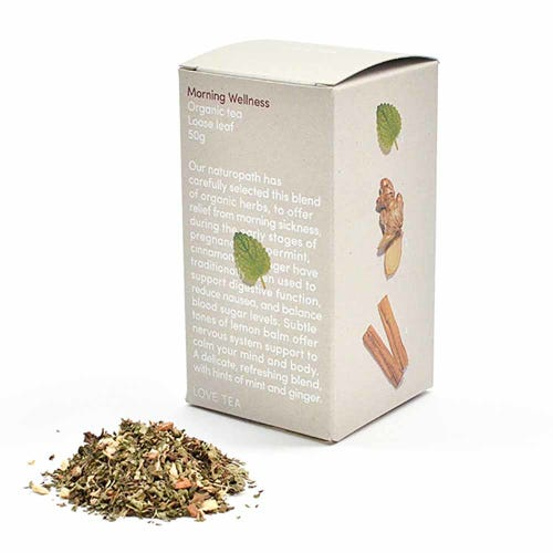 Love Tea - Morning Wellness Loose Leaf Tea (50g)