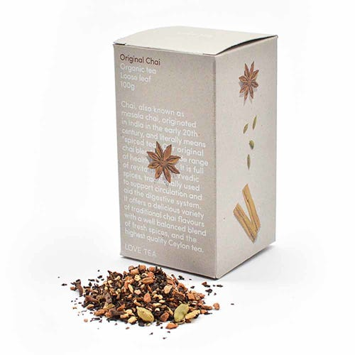 Love Tea - Original Chai Loose Leaf Tea (100g)