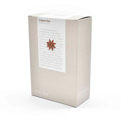 Love Tea - Original Chai Loose Leaf Tea (500g)