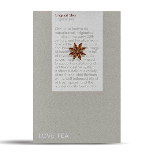 Love Tea - Original Chai Pyramids (50)