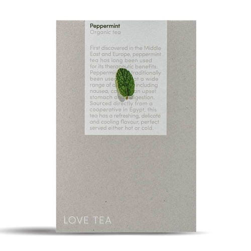 Love Tea - Peppermint Loose Leaf Tea (150g)