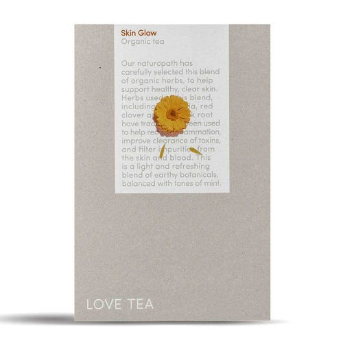 Love Tea - Skin Glow Loose Leaf Tea (150g)