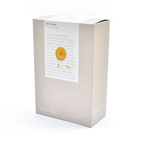 Love Tea - Skin Glow Pyramid Tea Bags (50)